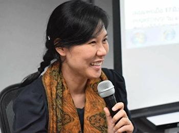 """วันศุกร์ที่ 1 ธันวาคม พ.ศ. 2560 นักศึกษาชั้นปีที่ 4 สาขาวิชาภาษาอังกฤษ คณะครุศาสตร์ มหาวิทยาลัยราชภัฏสวนสุนันทา ได้จัดกิจกรรมห้องเรียนอาเซียนเพื่อการเรียนภาษาอังกฤษ ประจำปี 2560 """"ELT Celebrations 2017: ASEAN Focus)"""
