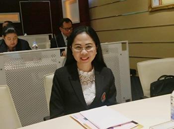 1 กุมภาพันธ์ 2561 รองศาสตราจารย์ ดร.นันทิยา น้อยจ้นทร์ คณบดีคณะครุศาสตร์ มหาวิทยาลัยราชภัฏสวนสุนันทา เข้าร่วมการประชุมสภาคณบดีคณะครุศาสตร์/ศึกษาศาสตร์แห่งประเทศไทย ครั้งที่ 1/2561