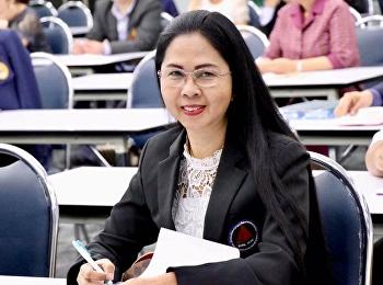 1 กุมภาพันธ์ 2561 รองศาสตราจารย์ ดร.นันทิยา น้อยจันทร์ คณบดีคณะครุศาสตร์ เข้าร่วมรับฟังการบรรยาย หัวข้อ