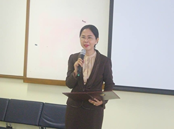 February 10, 2018. Associate Professor Dr. Nantiya Noichan Dean, Faculty of Education Honored as President of Open Workshop for Teachers, Educators The production of learning media, mobile communication equipment to support teaching and learning to Thai