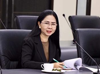 7 มีนาคม 2561 รองศาสตราจารย์ ดร.นันทิยา น้อยจันทร์ เข้าร่วมพิธีลงนามบันทึกข้อตกลงความร่วมมือทางวิชาการ (MOU) ระหว่าง มหาวิทยาลัยราชภัฏสวนสุนันทา และการไฟฟ้าฝ่ายผลิตแห่งประเทศไทย (กฟผ.)