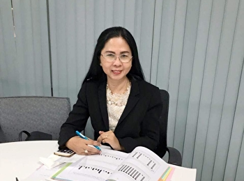March 15, 2018. Associate Professor Dr. Nantiya Noichan chairs the meeting of the Executive Committee of Faculty of Education, Faculty of Education, Faculty of Education, Suan Sunandha Rajabhat University.
