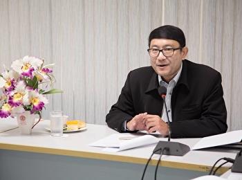 27 เมษายน 2561 ผู้ช่วยศาสตราจารย์ ดร.สุทธิพงศ์ บุญผดุง รองคณบดีฝ่ายบริหาร ได้จัดการประชุมเชิงปฏิบัติการทบทวนกรอบแนวทางการจัดการข้อร้องเรียน ข้อคิดเห็น และคำชมเชย ณ ห้องประชุม 1124