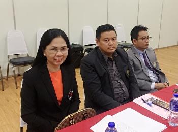 14 มิถุนายน 2561 การประชุมสภาคณบดีคณะครุศาสตร์/ศึกษาศาสตร์แห่งประเทศไทย ครั้งที่ 3/2561 ณ ห้องประชุมจันทรเกษม ชั้น 4 อาคารหอประชุมคุรุสภา สำนักงานเลขานุการคุรุสภา
