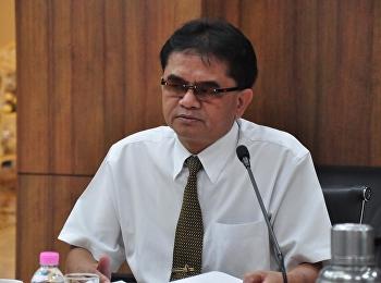 ผู้ช่วยศาสตราจารย์ ดร.ชนนาถ มีนะนันทน์ รองอธิการบดีฝ่ายกิจการนักศึกษา ได้เป็นประธานการประชุมคณะกรรมการบริหารกองทุนพัฒนานักศึกษา ครั้งที่ 4/2561