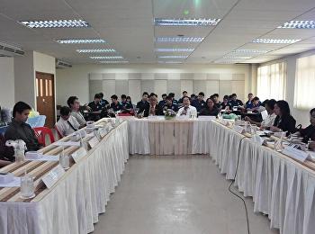 ผู้ช่วยศาสตราจารย์ ดร.ชนนาถ มีนะนันทน์ รองอธิการบดีฝ่ายกิจการนักศึกษา ได้เป็นประธานเปิดโครงการความร่วมมือทางวิชาการดนตรี ระหว่างมหาวิทยาลัยราชภัฏสวนสุนันทา กับมหาวิทยาลัยราชภัฏนครศรีธรรมราช