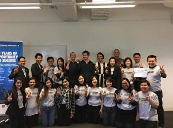 อาจารย์.ดร.สุมาลี เทียนทองดี และ อาจารย์ ชิษณุพงศ์ อินทรเกษม อาจารย์ประจำคณะครุศาสตร์ มหาวิทยาลัยราชภัฏสวนสุนันทา เข้าร่วมการอบรมโครงการพัฒนาครูของครูสำหรับอาจารย์ที่สอนนักศึกษาคณะครุศาสตร์จากมหาวิทยาลัยราชภัฏทั่วประเทศ RUN Project 2018 กับเครือข่ายมหาวิท
