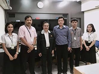 2 ตุลาคม2561 สถาบันส่งเสริมการสอนวิทยาศาสตร์และเทคโนโลยี (สสวท.)ให้การต้อนรับ อาจารย์ ดรฺ.ชัยวัฒน์ จิวพานิชย์) ในการมาตรวจเยี่ยมเพื่อนิเทศ การฝึกงานของนักศึกษา สาขาวิชานวัตกรรมและเทคโนโลยีการศึกษา คณะครุศาสตร์ มหาวิทยาลัยราชภัฏสวนสุนันทา ที่ทำงานฝึกงานในภ