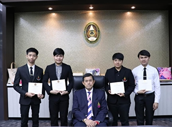 The results of innovation competition in higher education. The National Research Council of Thailand (National Science and Technology Development Agency)