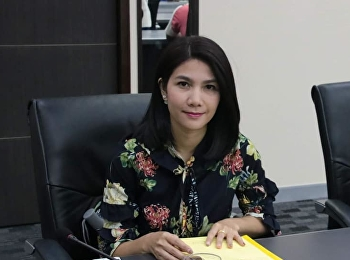 Ms. Mesinee yuyangyuen attended the meeting with the Policy and Planning Division. At the meeting, clarify the guidelines for defining internal control activities. Fiscal year 2562
