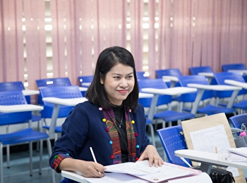 January 11, 2019 (Day 2) Regular interview, Bachelor's degree, Portfolio recruitment, Academic year 2562 (Round 1) Faculty of Education, Suan Sunandha Rajabhat University